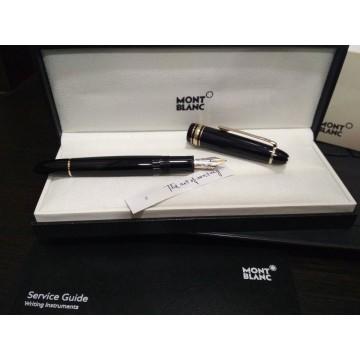 MONTBLANC Meisterstuck LEGRAND 146 14K GOLD Nib B Fountain Pen FULL SET NEW