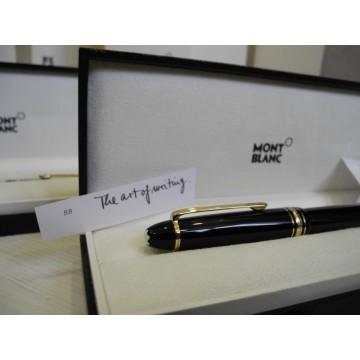 MONTBLANC Meisterstuck LEGRAND 146 14K GOLD Nib BB Fountain Pen FULL SET NEW