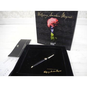 MONTBLANC Hommage Wolfgang Amadeus Mozart MINI Ballpoint Pen BOX NEW CONDITION