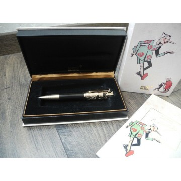 MONTBLANC CARLO COLLODI PINOCCHIO WRITERS LIMITED EDITION BALLPOINT PEN SET NEW
