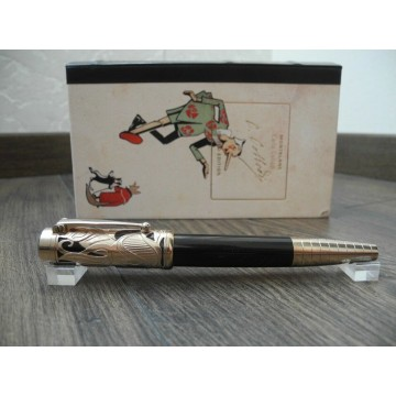 MONTBLANC CARLO COLLODI LIMITED WRITERS EDITION 2011 Pinocchio ROLLERBALL PEN