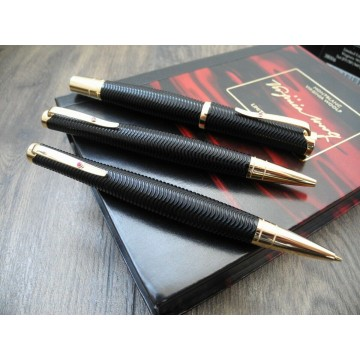 MONTBLANC VIRGINIA WOOLF 2006 LIMITED EDITION FOUNTAIN BALLPOINT PEN PENCIL SET