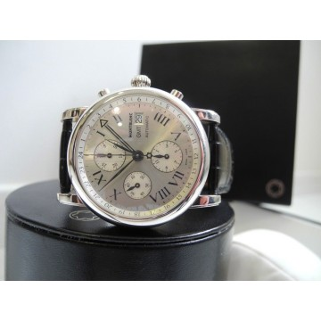 MONTBLANC CHRONOGRAPH GMT AUTOMATIC 42mm WATCH 7067 UHR
